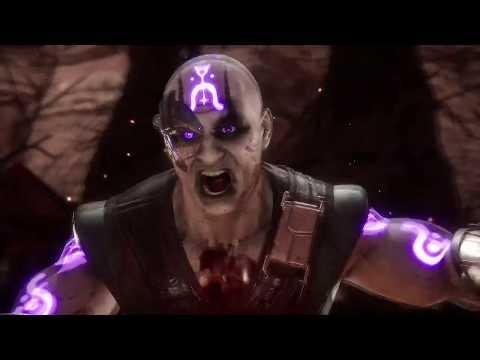 Mortal kombat 11 Ranqueada #2