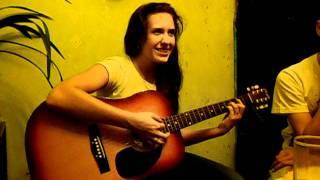 Me singing original song/ Оригинальная песня