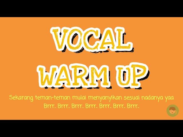 Pembelajaran Musik Di Rumah Kelas 4. Vocal Warm Up dan Menyanyikan Lagu Ibu Pertiwi.