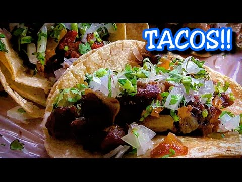 AMAZING MEXICAN LOCAL STREET FOOD