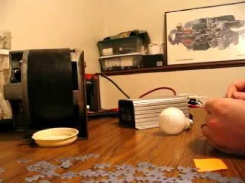 Curtis 1204-410 PMDC motor controller WORKING! - YouTube