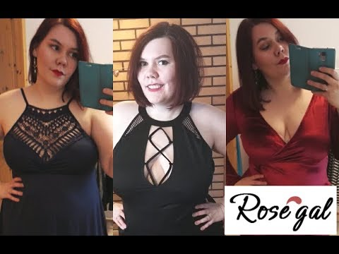 3ffe3c30f26 HUGE PLUS-SIZE ROSEGAL TRY-ON HAUL (Rosegal Women s Day Promotions ...