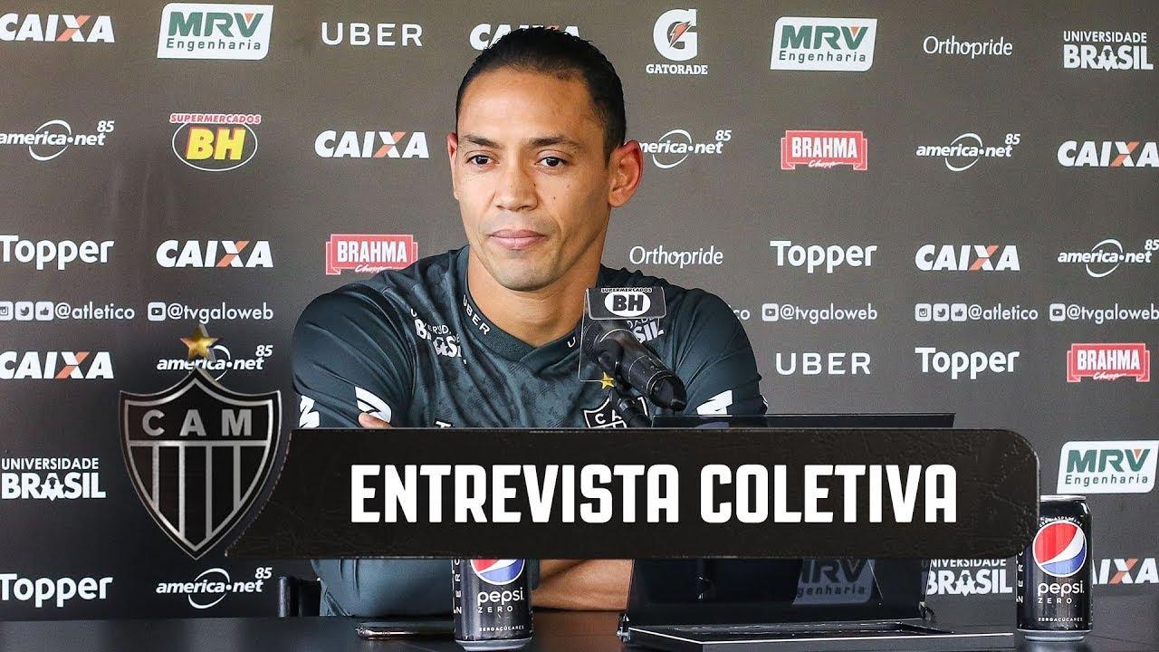 Entrevista Coletiva Ricardo Oliveira 05 06 2018