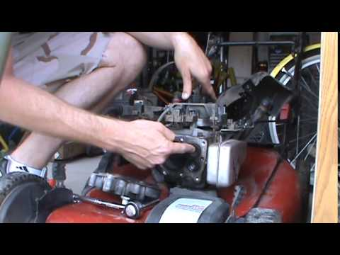 Briggs And Stratton 675 Series Easy Start Engine Runn