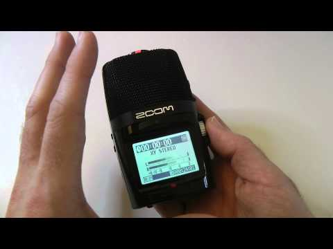 Zoom H2n Digital Audio Recorder Full Review - 4 weeks on