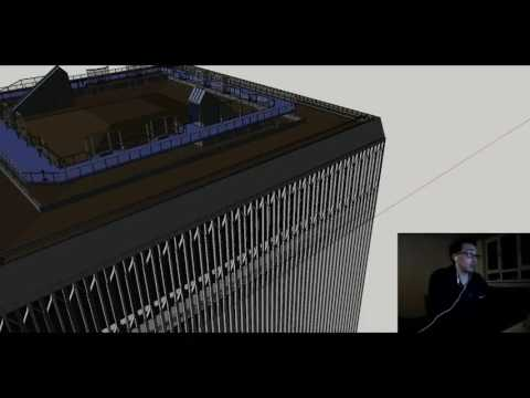 World Trade Center 9/11 3d Live
