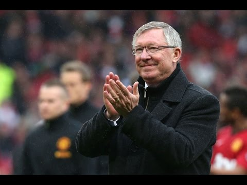 Alex Ferguson -  Greatest Manager To Ever Walk The Earth