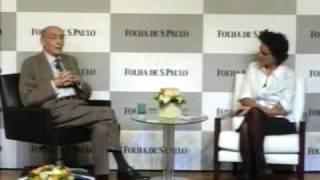 José Saramago na Sabatina Folha de São Paulo - Acordo Ortográfico