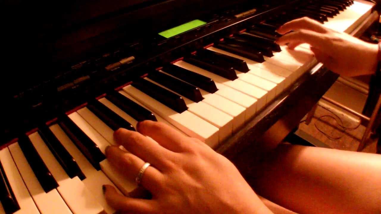 I Can't Make You Love Me - Bon Iver - piano accompaniment