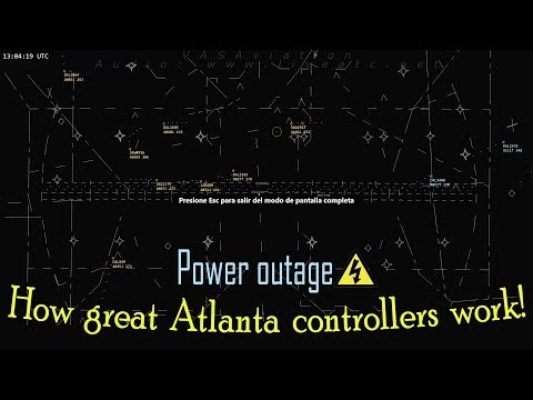 [RADAR VIEW] Atlanta Airport reopens after massive power outage!