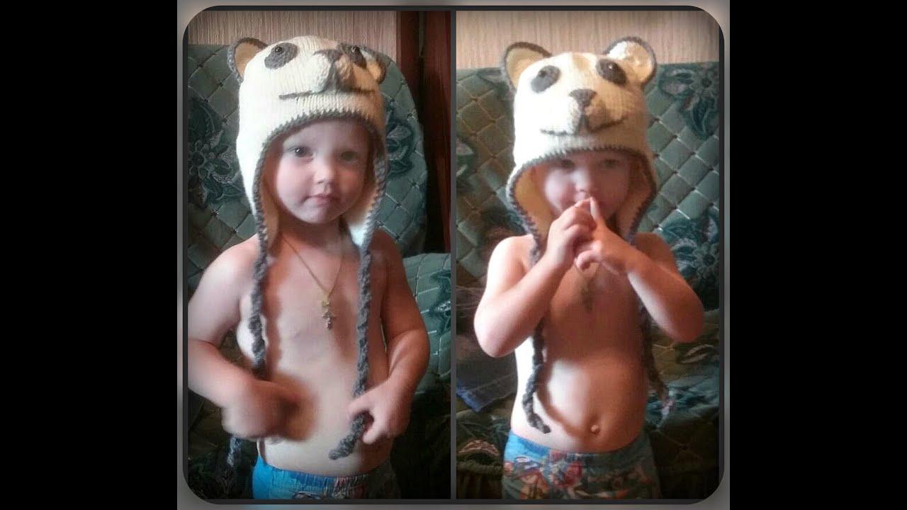 вяжем спицами для мальчика 1-3 года