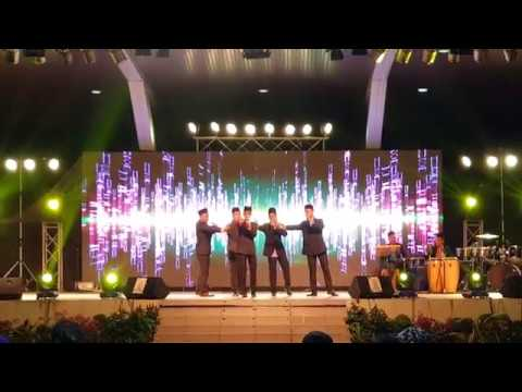 PERMATA (SMKA Tun Ahmadshah @ TUNAS) - Pertandingan Nasyid Tamu Gadang UMS 2017