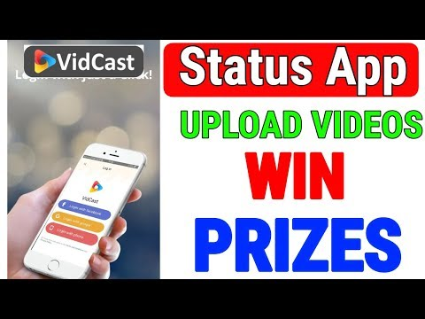 Computer In Hindi: Latest App II Video Upload & Get Prizes I VidCast