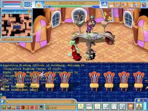 Fairyland Online Garden of Dream / Chamber of Door |