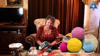 Как вязать носки спицами поэтапно