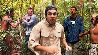 NELK gets attacked in the Amazon Jungle!