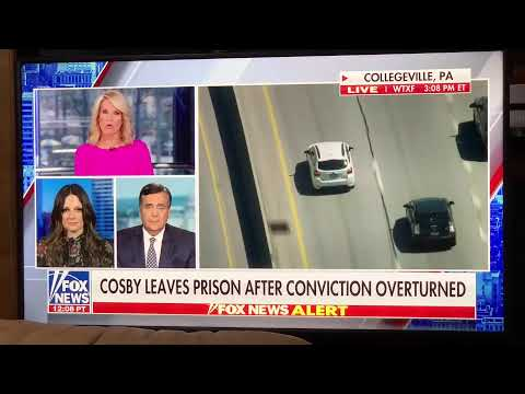 Bill Cosby Leaves Prison After PA Court Drops Sexual Assault Charges Livestream Talk