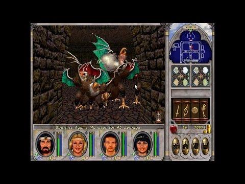 Might and Magic VI: Part 84, Memory Crystal Epsilon