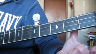 How to Play Rocky Top on the Banjo
