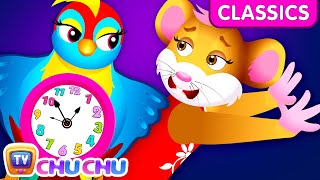 ChuChu TV Classics - Hickory Dickory Dock Song | Part 2 | Nursery Rhymes and Kids Songs