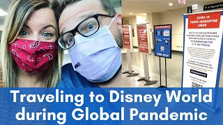 Traveling to Walt Disney World during Global Pandemic & Disney's Wilderness Lodge | July 2020