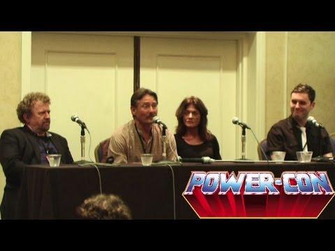 Power-Con 2012: MOTU 1987 Live Action Movie Panel