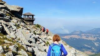 2018-09-04 Fremont Lookout near Mount Rainier