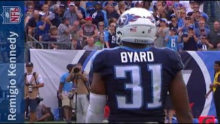 Kevin Byard || Tennessee Titans || Career Highlights 2016 - 2017