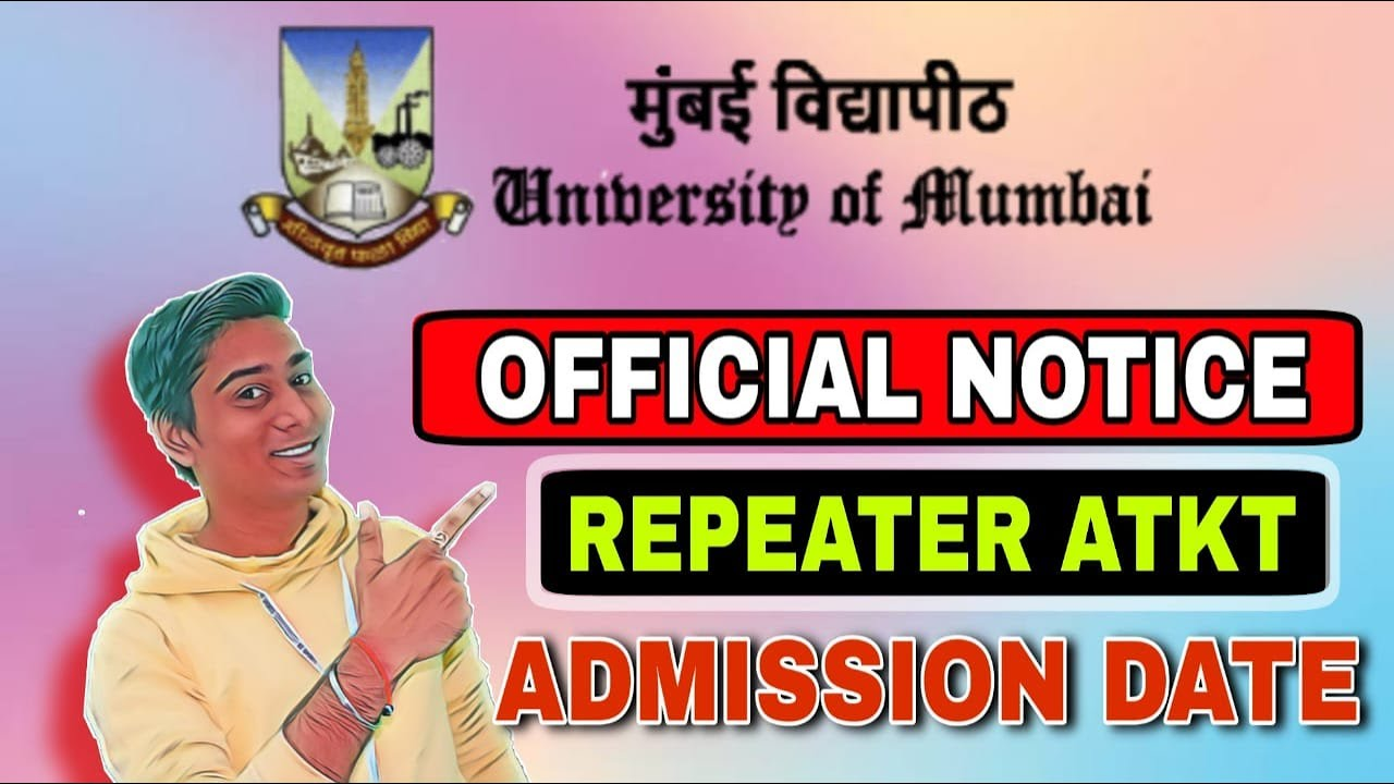 Repeater ATKT student | Mumbai university Started Repeater ATKT Exam | final year exam news