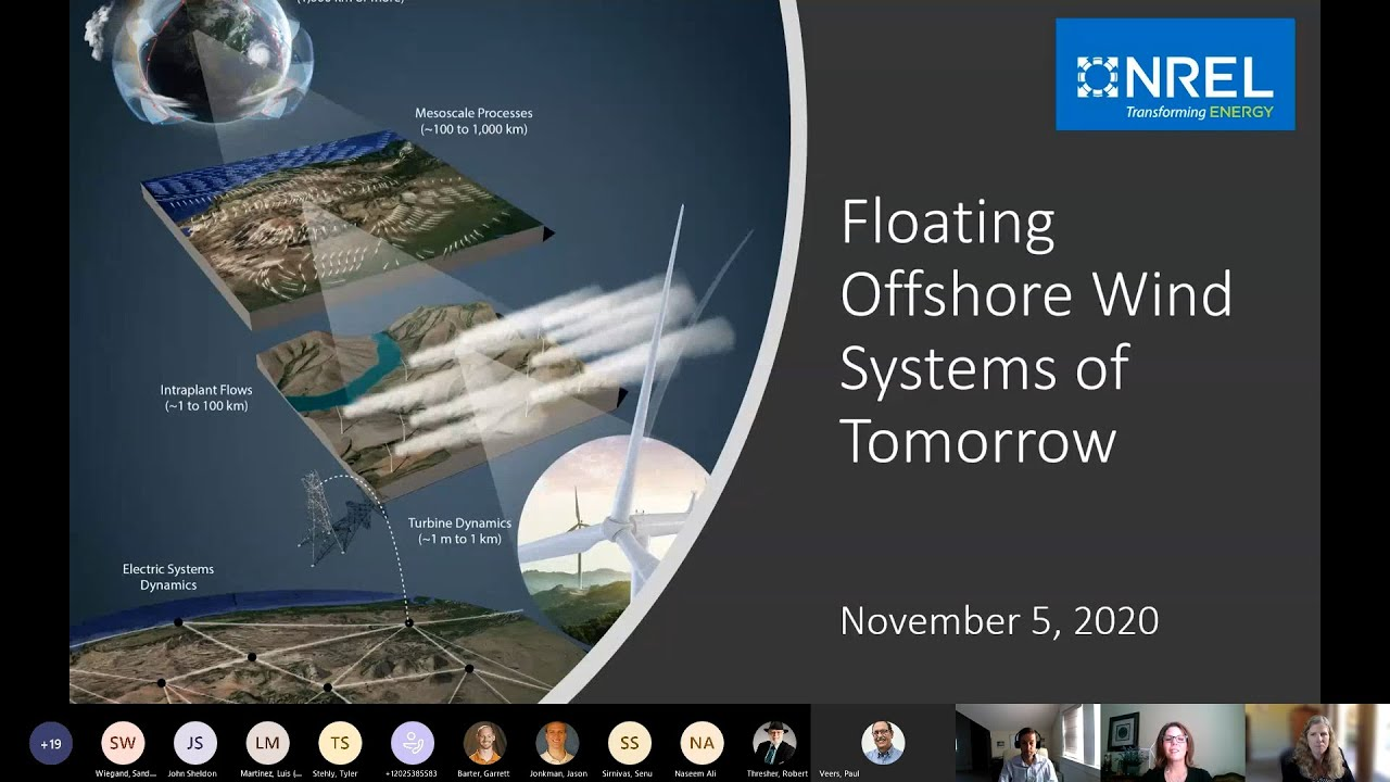 Floating Offshore Wind Systems of Tomorrow