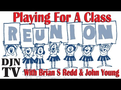 Playing A Class Reunion For Mobile DJs with Brian S Redd | #DJNTV