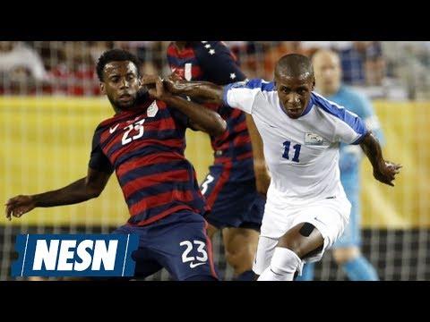 USA Struggles For 3-2 Win Vs. Martinique In Gold Cup