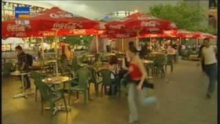 Berlin Unwetter am 10.07.2002
