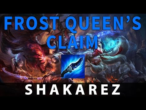 Item Analysis Frost Queens Claim On Mid Laners By Shakarez