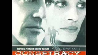 Conspiracy Theory Soundtrack - Main Theme