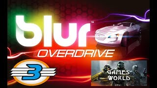 BLUR #3 (CAR GAME)