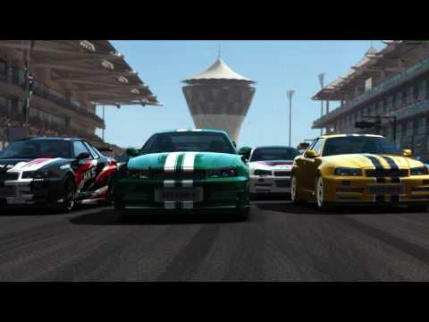 Grid Autosport - Mixed playlist2
