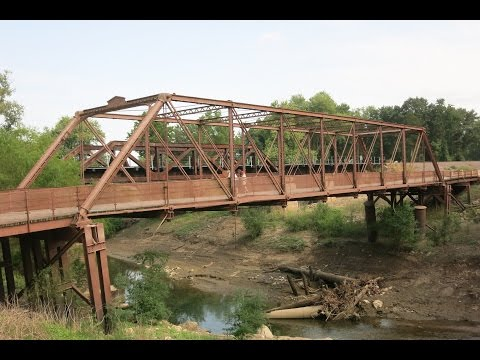KIMMSWICK MO 1874 BRIDGE VIDEO