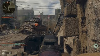 Call of Duty WW2: War Gameplay (No Commentary)