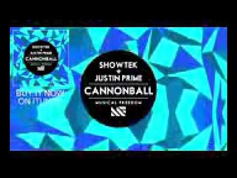 showtek justin prime cannonball megamix hd lyrics mp3