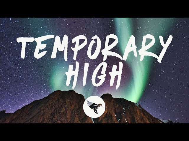 Syence - Temporary High (Lyrics) feat. Heather Sommer
