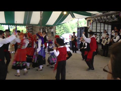 Portuguese Folclore dances in Massachusetts