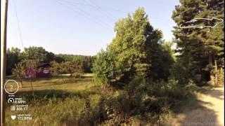Gravel Grinder around the Ouachita River