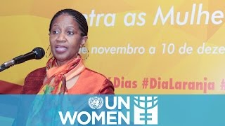 International Day to End Violence against Women 2016 - Message by UN Women Executive Director