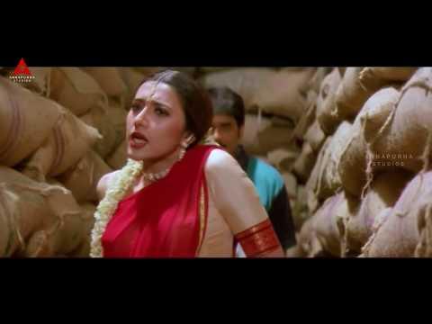 Nagarjuna,Sakhi Sivanand  Scene || Sitaramaraju Movie || Harikrishna,Nagarjuna