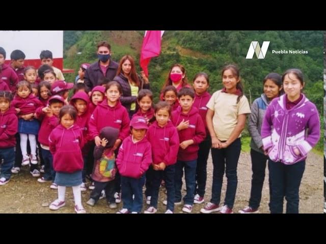 Escuelas de #Puebla ganaron 20 millones de la rifa del #AviónPresidencial