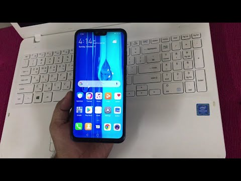 HUAWEI Y9 | Y9 Prime 2019 | Honor 8X FRP/Google Lock Bypass Android/EMUI 9.1.0 | Safe Mode Fix - NEW