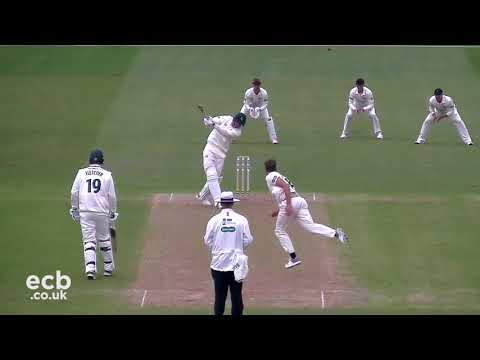 DAY ONE HIGHLIGHTS:  Notts vs Lancashire