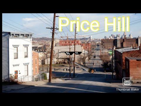 Driving Through The Hood (Price Hill) In Cincinnati Ohio