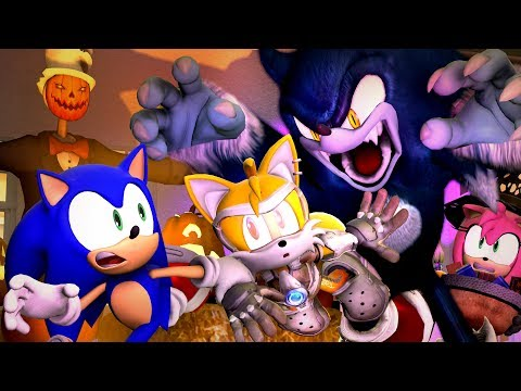Sonic in Scared Stupid Part 3 (Halloween Special) [SFM 4K] thumbnail